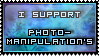 Photomanipulation's Supporter by SquallxZell-Leonhart