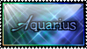 Aquarius Starsign by SquallxZell-Leonhart