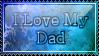 I Love My Dad by SquallxZell-Leonhart