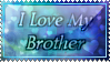 I Love My Brother by SquallxZell-Leonhart