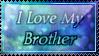 I Love My Brother by SquallxZell-Leonhart