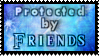 Protected by Friends by SquallxZell-Leonhart