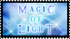 Magic of Light by SquallxZell-Leonhart