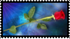 Red Rose by SquallxZell-Leonhart
