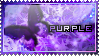 Butterfly Purple by SquallxZell-Leonhart