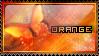 Butterfly Orange by SquallxZell-Leonhart