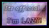 I'm Lazy by SquallxZell-Leonhart