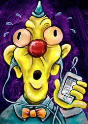 iClown by crackwalker