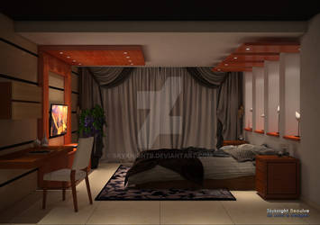 [Celestial Being] Hotel Room (Final - Night)