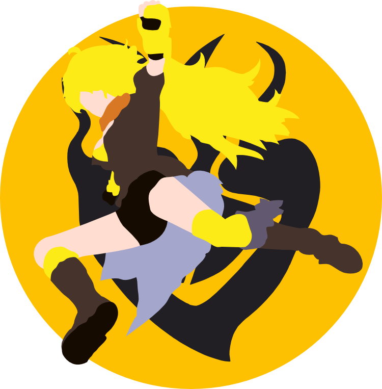 Yang Xiao Long By Metatality On Deviantart