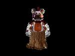Tree Trunk Freddy (Fixed Molten Freddy)