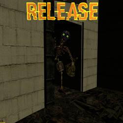 (C4D/Release) Official William Afton Corpse by GoldenAdrien