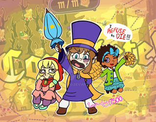 A Hat in Time: I Refuse To Die! by Paris7500