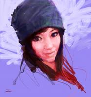 Baby Girl 3 by zhuzhu