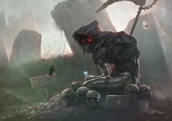 DEATH by zhuzhu