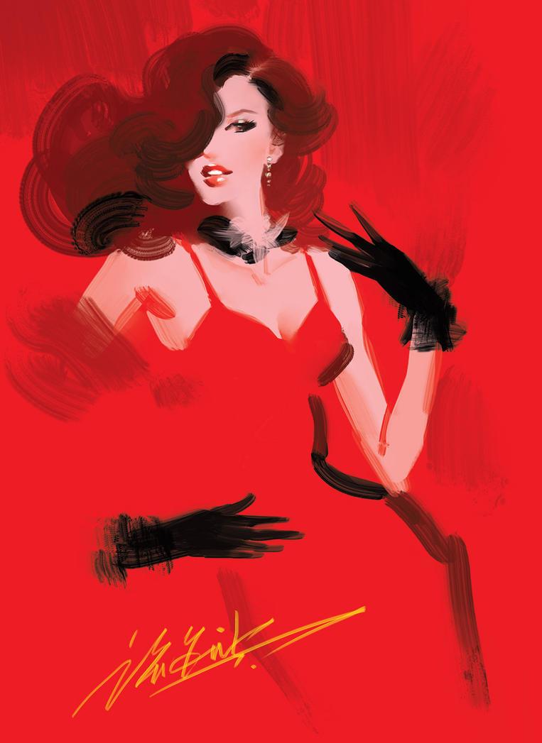 Card Cover Illustration by zhuzhu