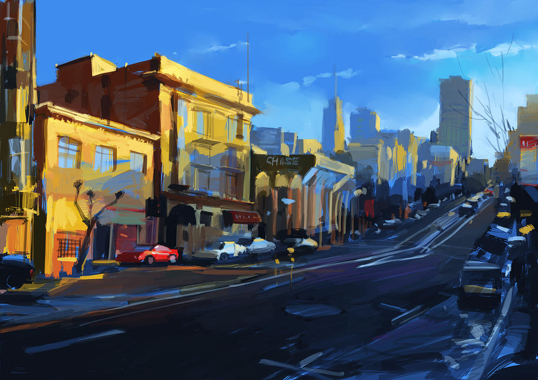 san francisco by zhuzhu on deviantart