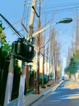 Tian ai Road