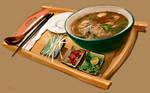 Sea Food Noodles
