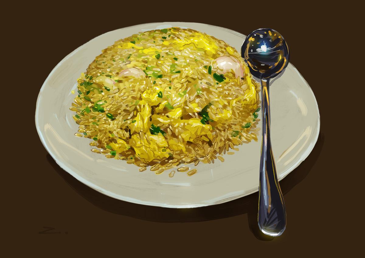Fried Rice by zhuzhu