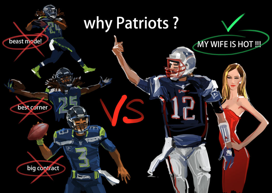 why patriots? by zhuzhu