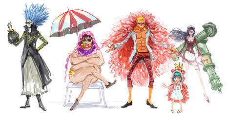 one piece fan art 2
