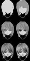 Super Doll 3 Steps by zhuzhu
