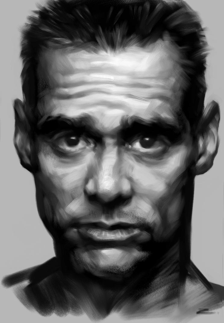 Jim Carrey fanart by zhuzhu on DeviantArt