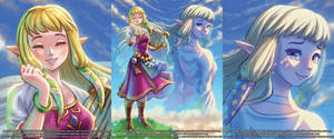 Skyward Sword Zelda (9 3 2020)