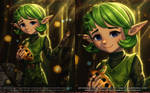 Saria (4 17 2021) by theskywaker
