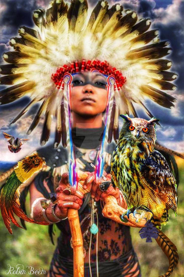 Tribal love by Laughingbird11