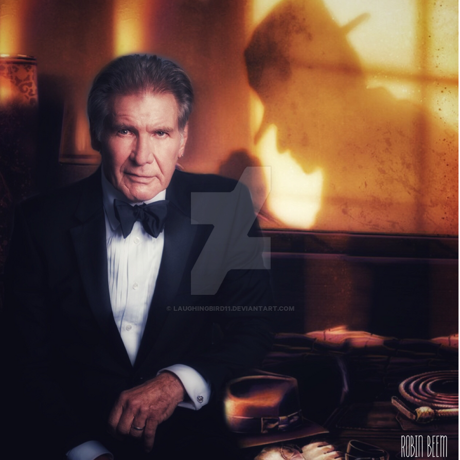 Harrison fords Shadow by Laughingbird11
