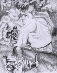 Bilbo's Trolls by philippeL