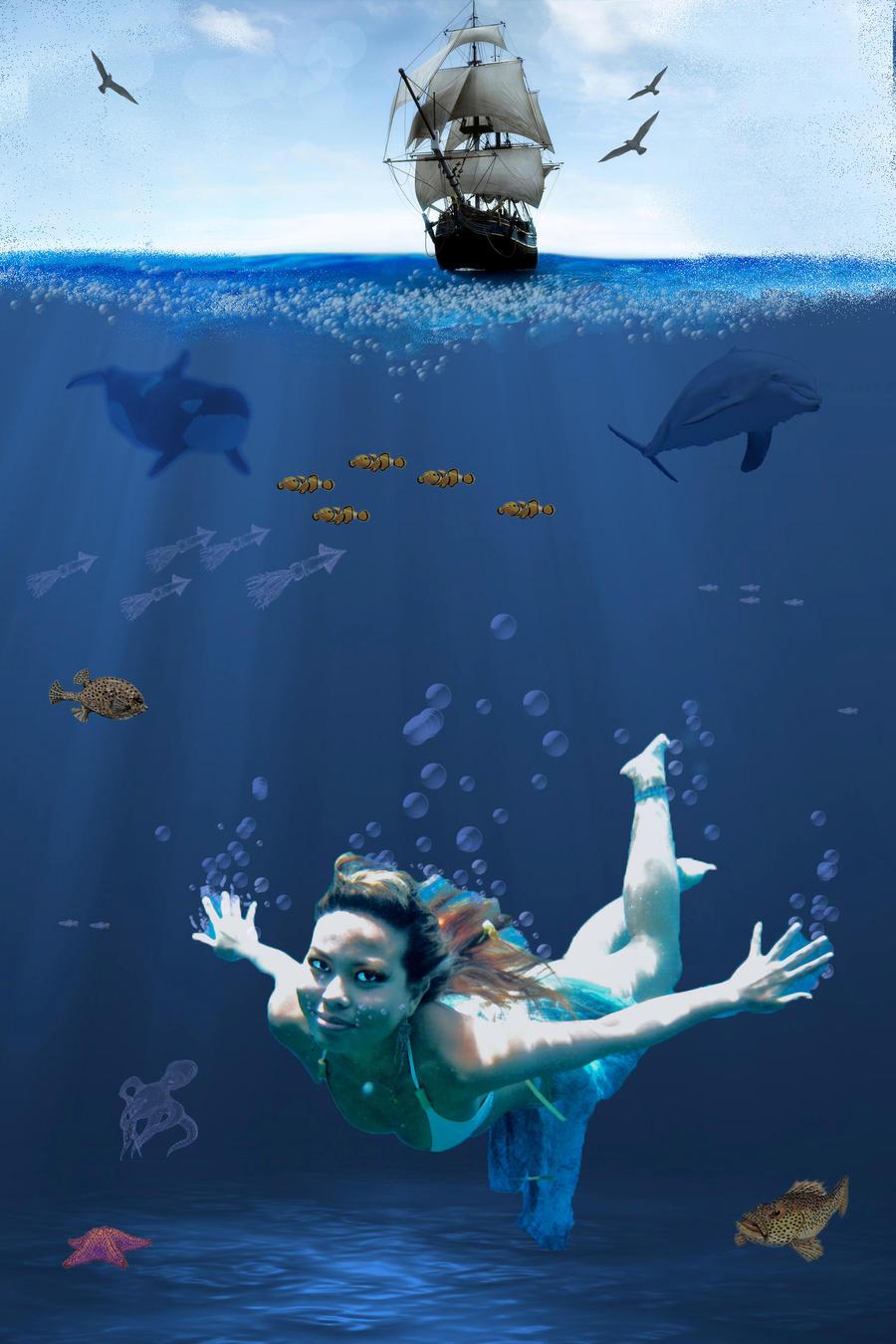 Swim by philippeL