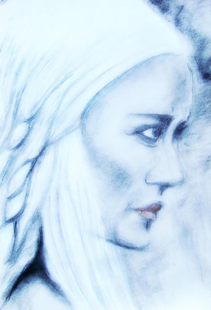 Daenerys Targaryen by philippeL