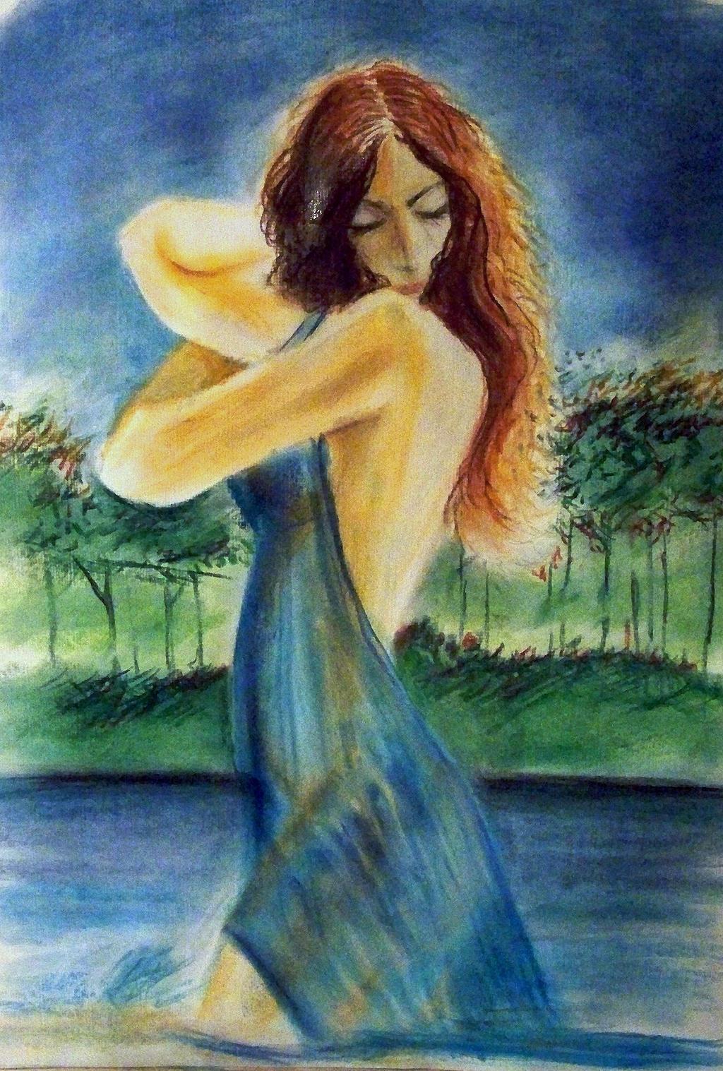 Aphrodite's Garden by philippeL