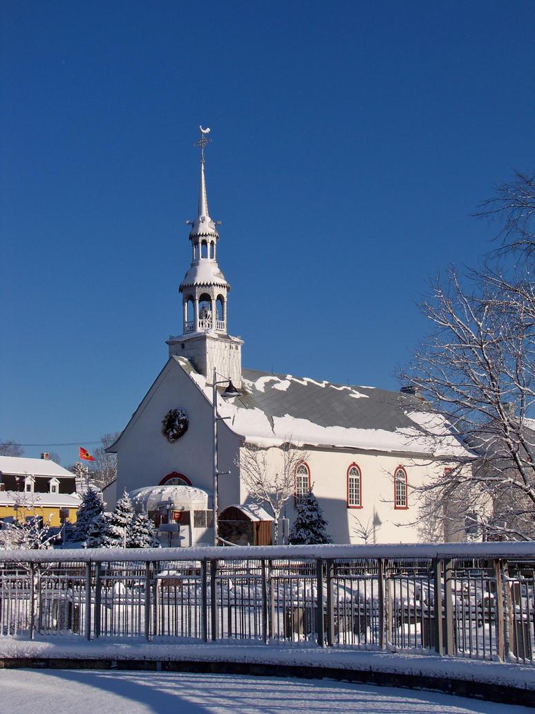 Huron Church by philippeL