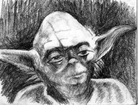 Yoda by philippeL