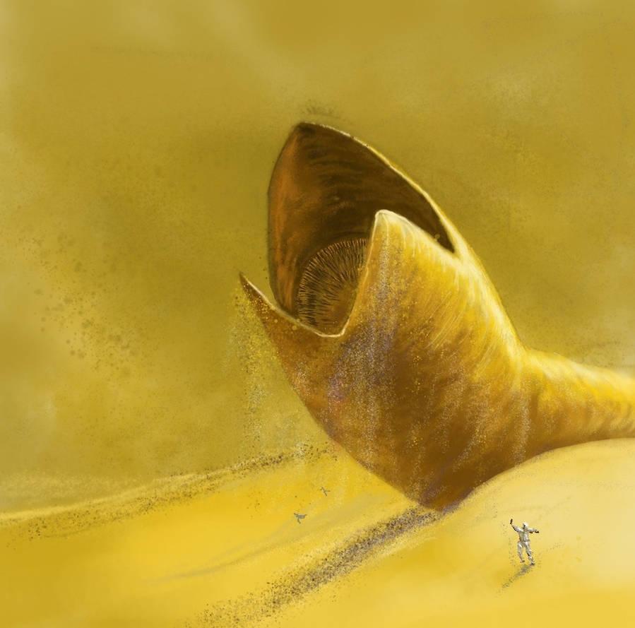 DUNE: Sandworm Rising
