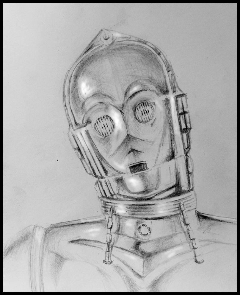 C3PO by philippeL