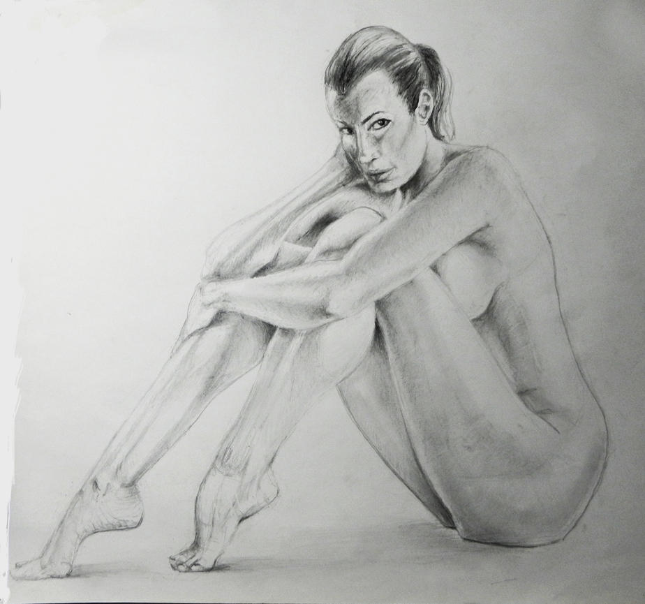 Beautiful Nude Practice 2 by philippeL
