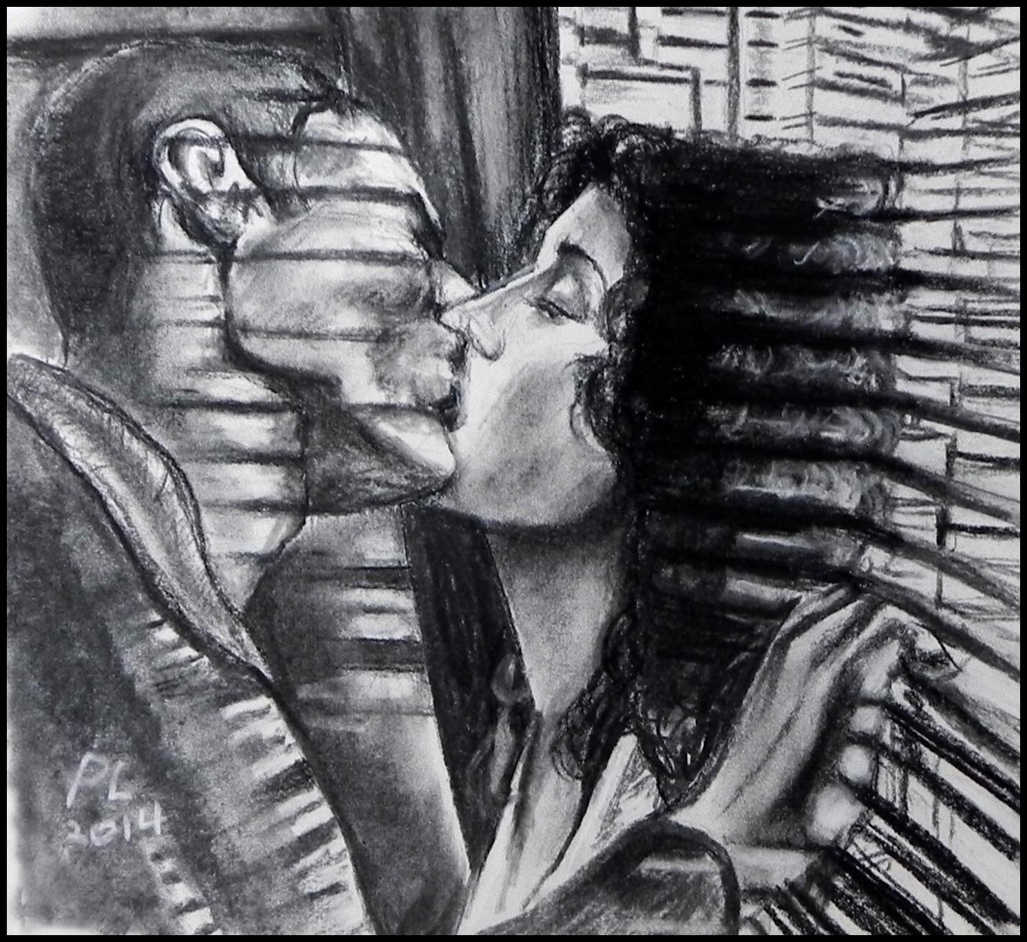 Blade Runner - The Kiss by philippeL