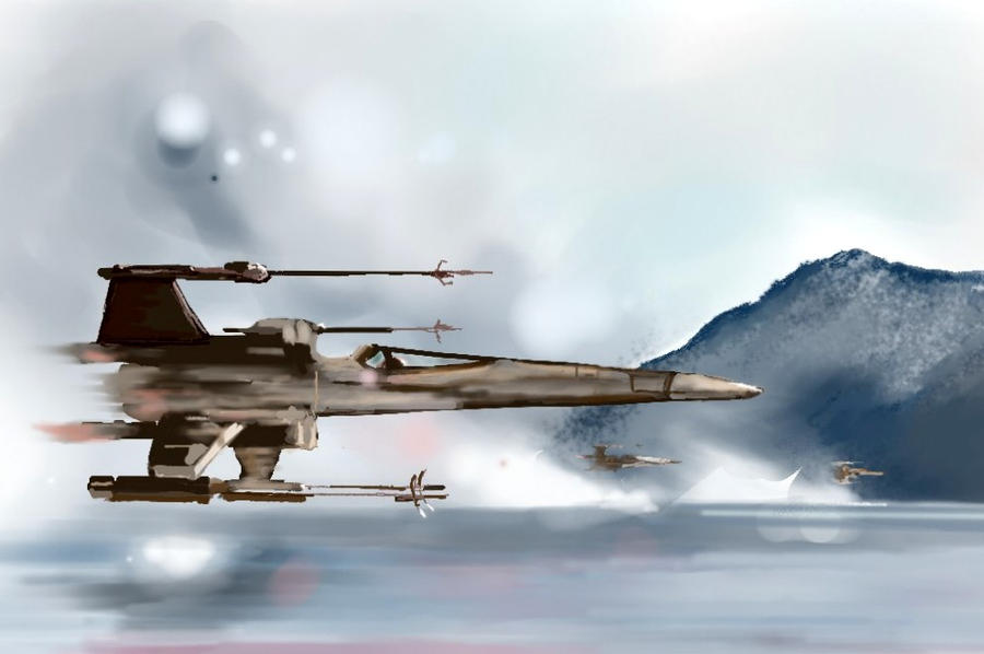 X-Wings!!! by philippeL