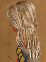 Silvery Hair by philippeL