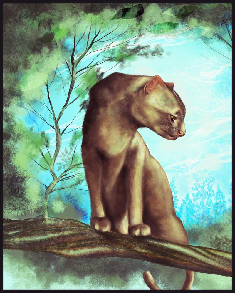 Jaguarundi by philippeL