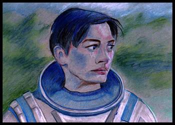 Amelia Brand (Interstellar) by philippeL