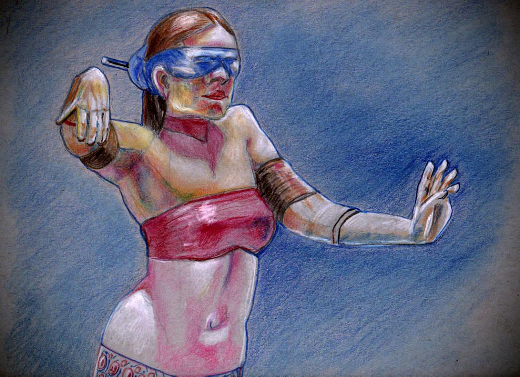 Belly Dancer (Irina Akulenko)