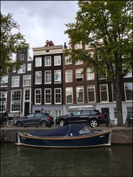 A View From Amsterdam Channel