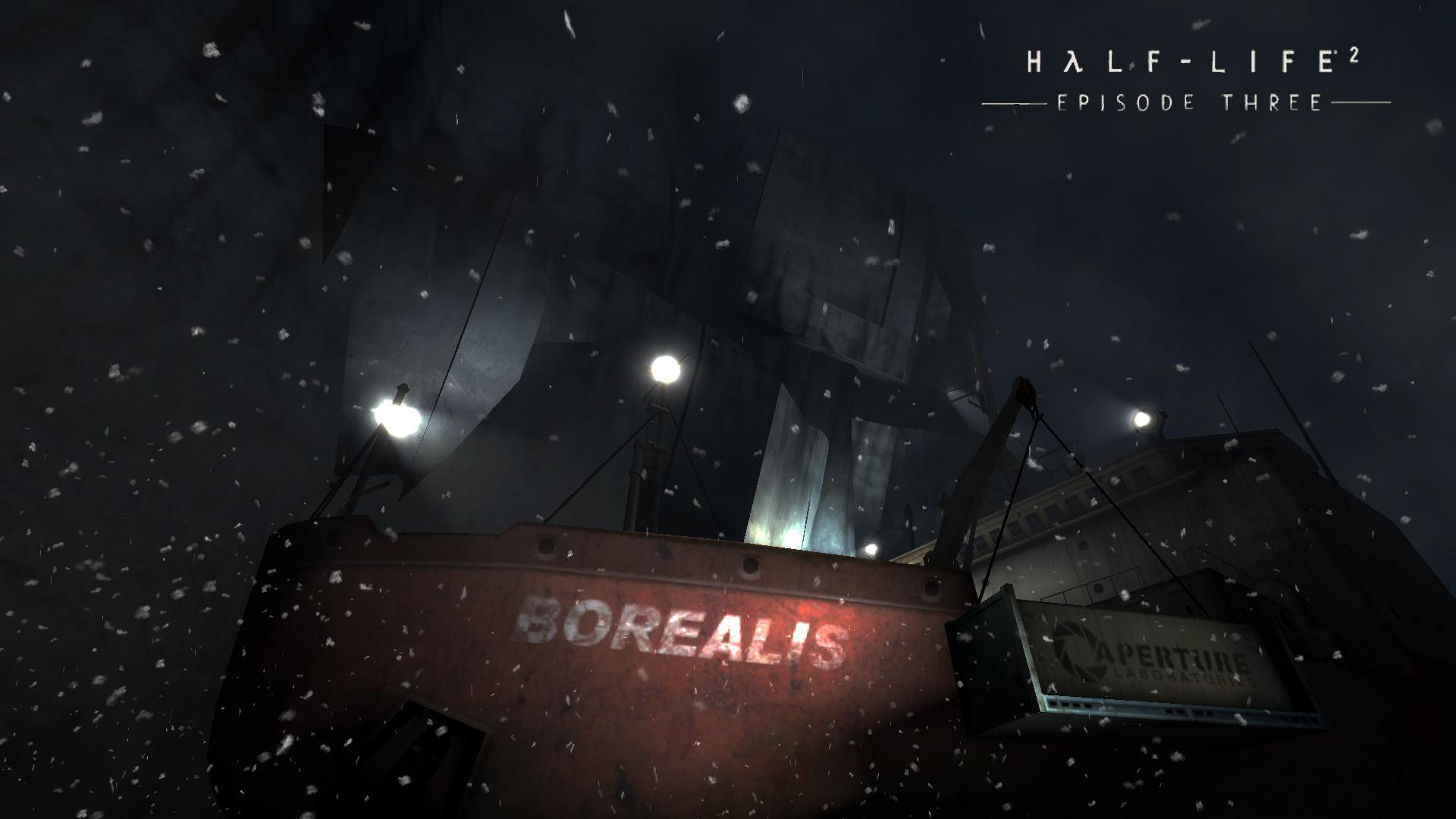 Half Life 2-Episode 3 Borealis by DevilMage on DeviantArt