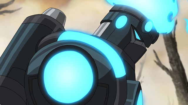 generator rex : Full Omega-EVO form by comic-maker-17 on DeviantArt
